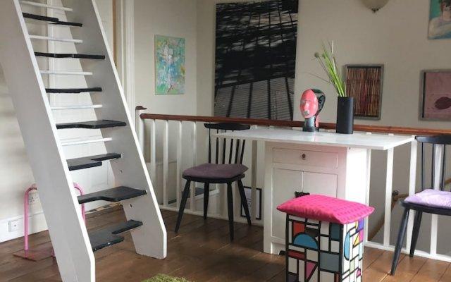 Отель 2 Bedroom Flat in North Kensington Великобритания, Лондон - отзывы, цены и фото номеров - забронировать отель 2 Bedroom Flat in North Kensington онлайн комната для гостей