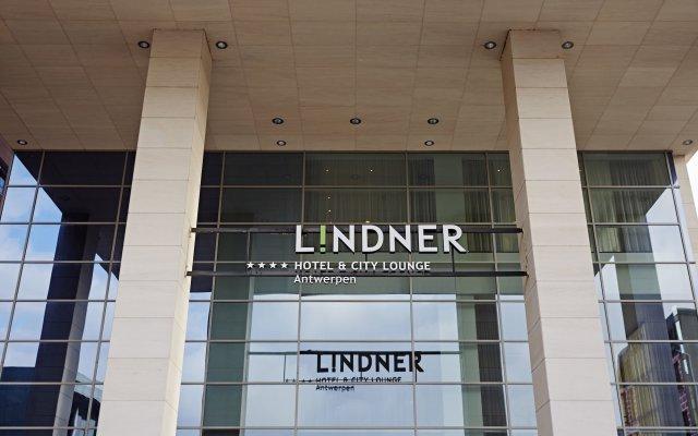 Lindner Wtc Hotel & City Lounge Antwerp Антверпен вид на фасад