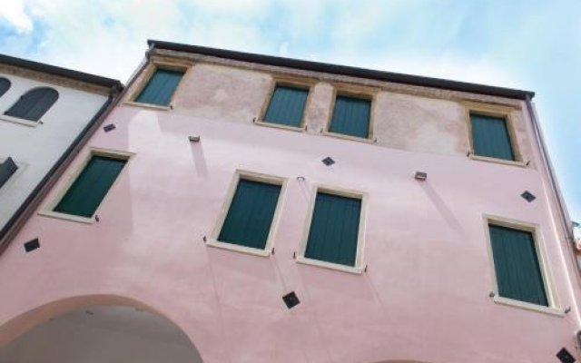 Отель Residence Eremitani Италия, Падуя - отзывы, цены и фото номеров - забронировать отель Residence Eremitani онлайн вид на фасад