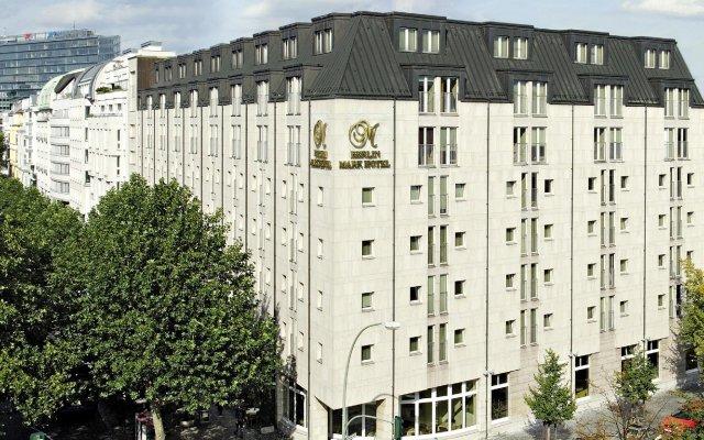 Отель Berlin Mark Hotel Германия, Берлин - - забронировать отель Berlin Mark Hotel, цены и фото номеров вид на фасад