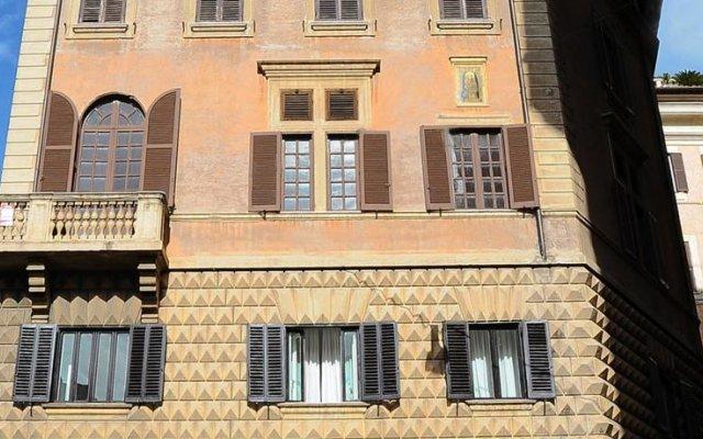 Отель Temple View Италия, Рим - отзывы, цены и фото номеров - забронировать отель Temple View онлайн вид на фасад