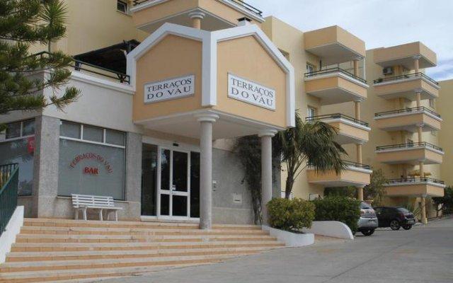 Отель Terracos do Vau Aparthotel Португалия, Портимао - отзывы, цены и фото номеров - забронировать отель Terracos do Vau Aparthotel онлайн вид на фасад
