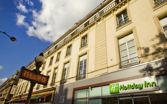 Отель Holiday Inn Paris Opéra Grands Boulevards вид на фасад