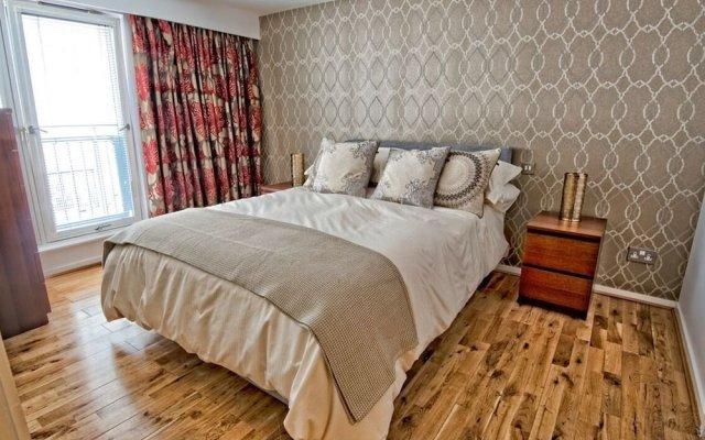 Отель Time and Tide Apartments Великобритания, Глазго - отзывы, цены и фото номеров - забронировать отель Time and Tide Apartments онлайн комната для гостей