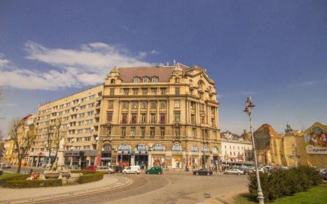 Гостиница Guest House Adam Mickiewicz Украина, Львов - отзывы, цены и фото номеров - забронировать гостиницу Guest House Adam Mickiewicz онлайн вид на фасад
