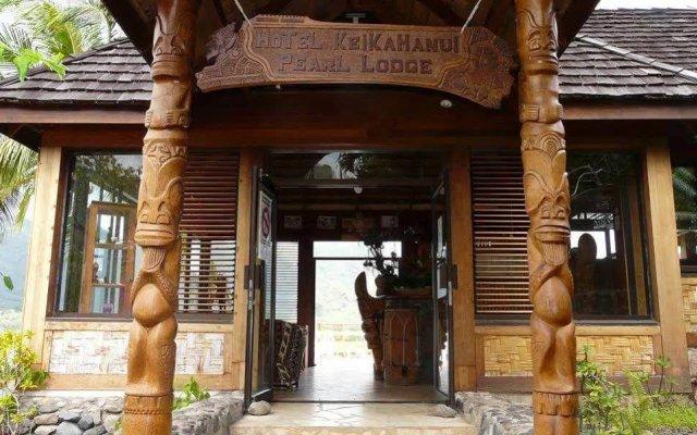 Keikahanui Nuku Pearl Lodge Hotel
