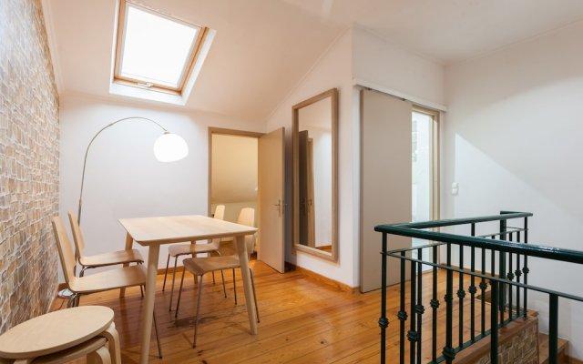 Апартаменты Liberty Duplex Three-Bedroom Apartment - by LU Holidays комната для гостей