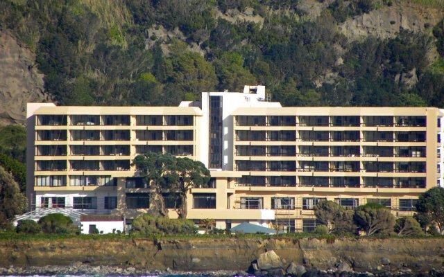 Отель Pestana Bahia Praia вид на фасад