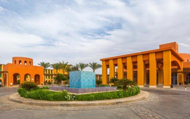 Intercontinental Taba Heights Hotel вид на фасад