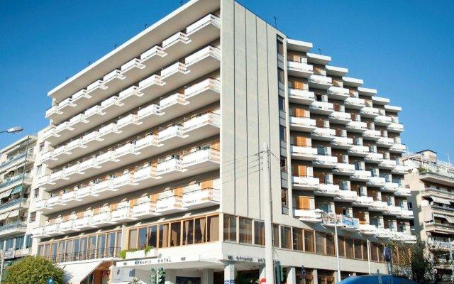 Hotel Oceanis Kavala вид на фасад