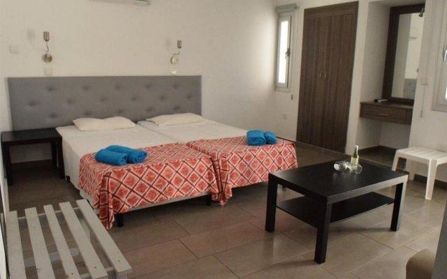 Отель Rio Gardens Aparthotel Кипр, Айя-Напа - 5 отзывов об отеле, цены и фото номеров - забронировать отель Rio Gardens Aparthotel онлайн комната для гостей