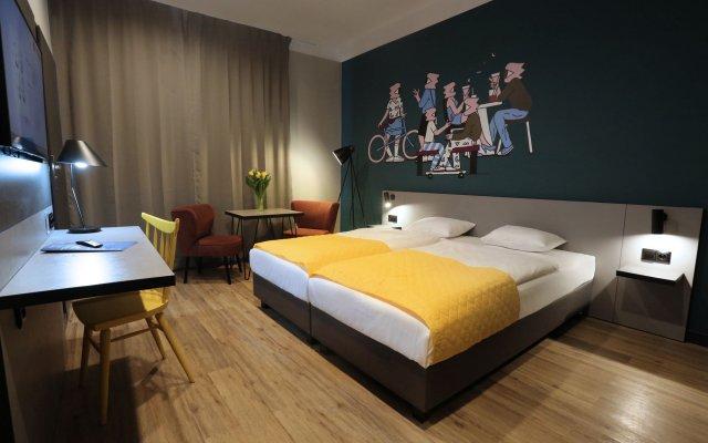 Отель Aparthouse Woźna 11 Old Town Польша, Познань - отзывы, цены и фото номеров - забронировать отель Aparthouse Woźna 11 Old Town онлайн вид на фасад