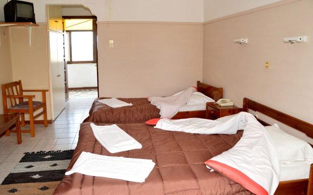 Отель Miranta Греция, Эгина - 1 отзыв об отеле, цены и фото номеров - забронировать отель Miranta онлайн комната для гостей