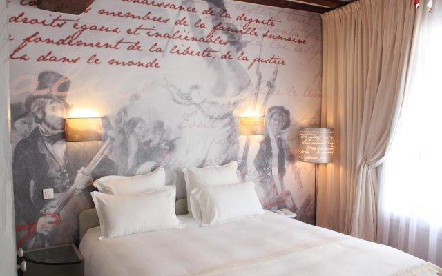 Отель Boutique Hôtel Konfidentiel Франция, Париж - отзывы, цены и фото номеров - забронировать отель Boutique Hôtel Konfidentiel онлайн комната для гостей