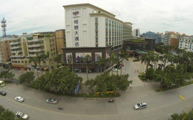 Heng Wei Hotel вид на фасад