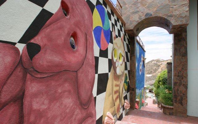 Отель Castillo Blarney Inn Мексика, Педрегал - отзывы, цены и фото номеров - забронировать отель Castillo Blarney Inn онлайн вид на фасад