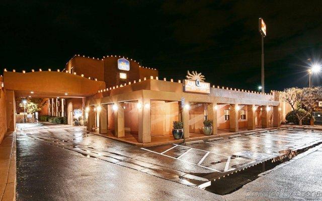 Отель Best Western Plus Rio Grande Inn вид на фасад