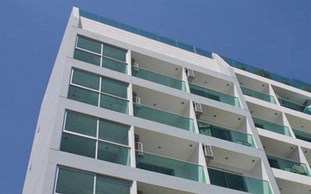 Отель Laguna Bay 1 by Pattaya Sunny Rentals вид на фасад