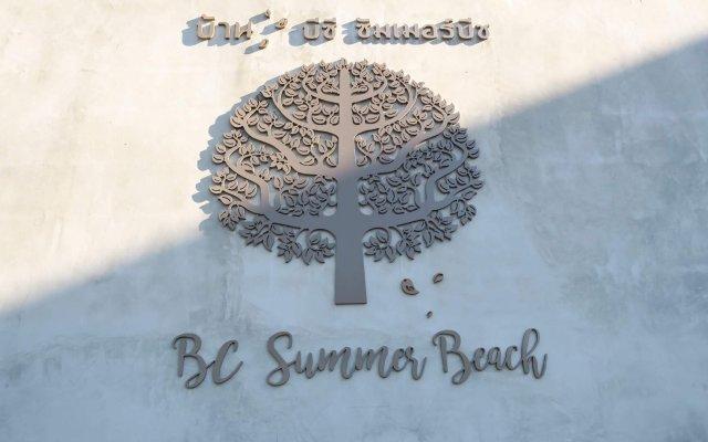 Отель BC Summer Beach спортивное сооружение