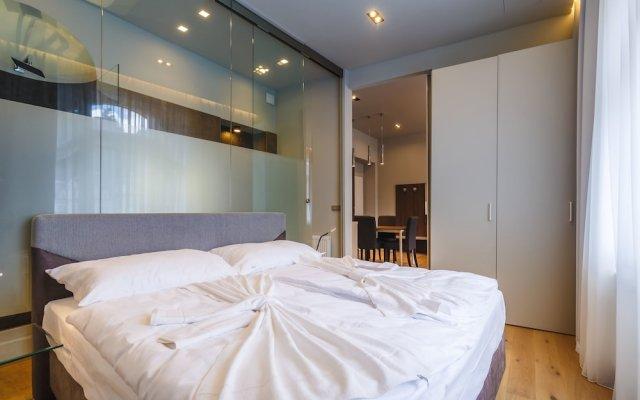 Апартаменты Apartments Bohemia Rhapsody комната для гостей