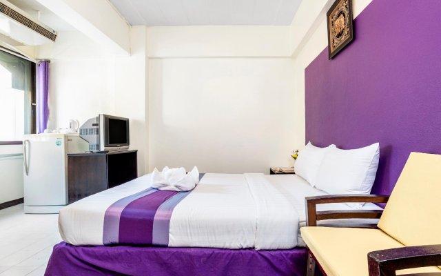 Отель Sawasdee Sunshine Таиланд, Паттайя - 4 отзыва об отеле, цены и фото номеров - забронировать отель Sawasdee Sunshine онлайн комната для гостей