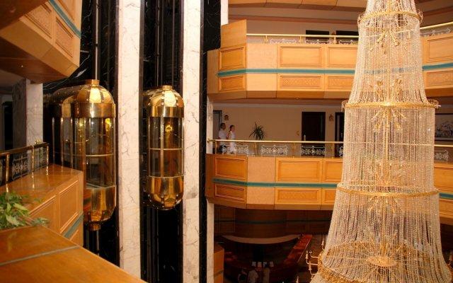 Отель Golden Paradise Aqua Park City вид на фасад