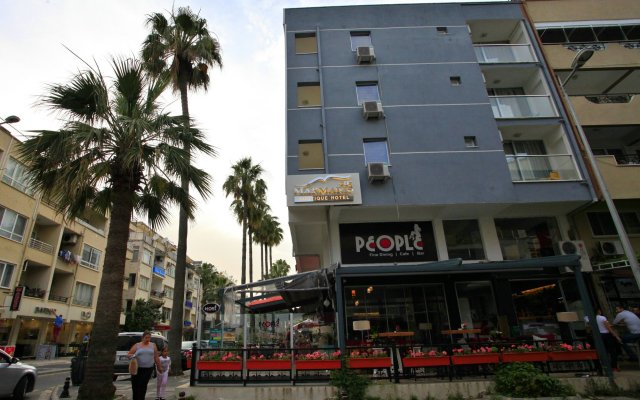 The Marmaris Boutique Hotel вид на фасад