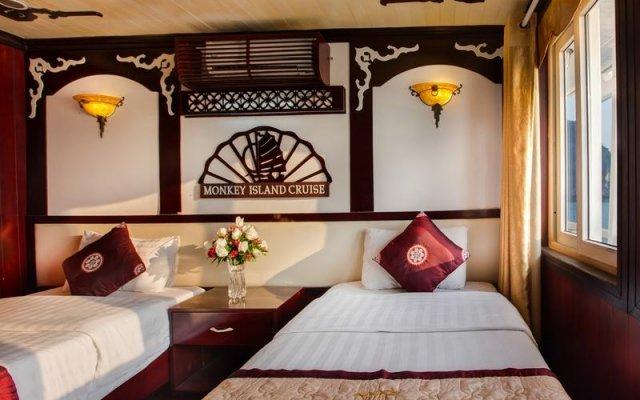 Отель Monkey Island Cruise комната для гостей