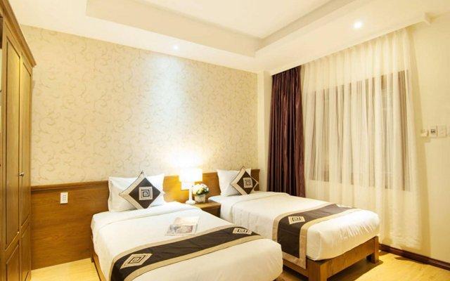 Отель Dragon Palace Hotel Вьетнам, Хошимин - 2 отзыва об отеле, цены и фото номеров - забронировать отель Dragon Palace Hotel онлайн вид на фасад