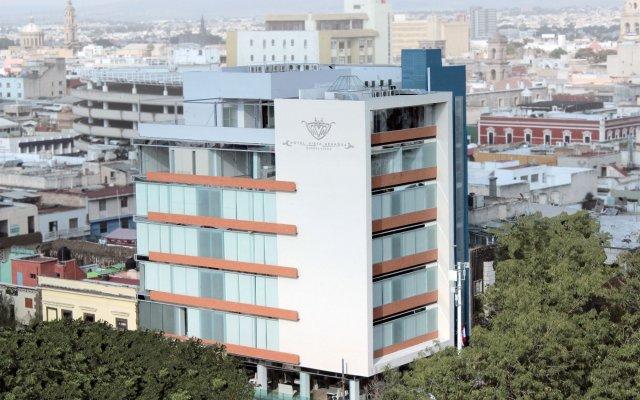 Отель Vista Hermosa Мексика, Гвадалахара - отзывы, цены и фото номеров - забронировать отель Vista Hermosa онлайн вид на фасад