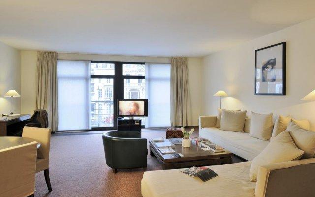 Отель Le Grey Бельгия, Брюссель - отзывы, цены и фото номеров - забронировать отель Le Grey онлайн комната для гостей