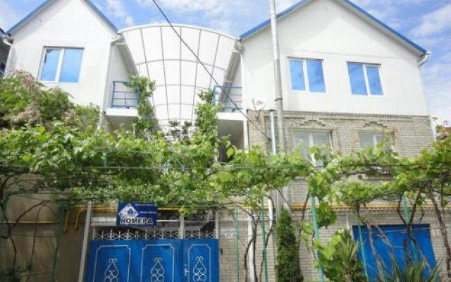 Гостиница Guest House Nika в Анапе отзывы, цены и фото номеров - забронировать гостиницу Guest House Nika онлайн Анапа вид на фасад