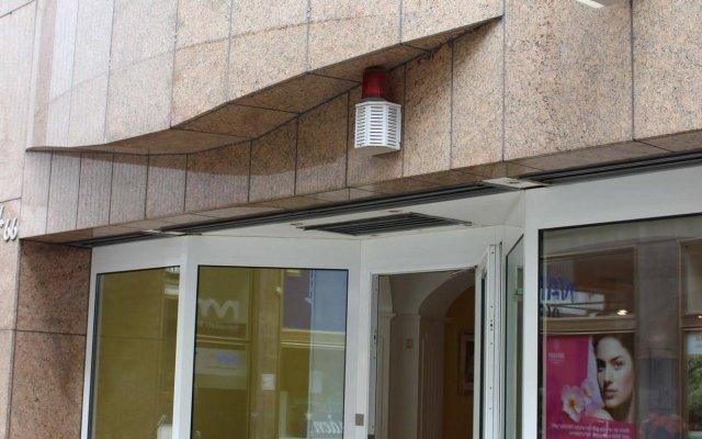 Hotel Glockengasse вид на фасад
