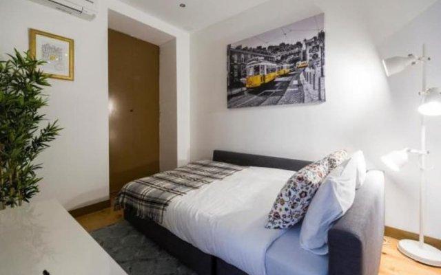 Отель Ola Lisbon - Bairro Alto III комната для гостей