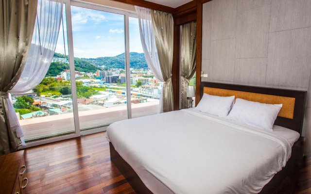 Отель Q Conzept Condominium комната для гостей