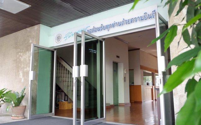 Отель Coop Dopa Hostel Таиланд, Бангкок - отзывы, цены и фото номеров - забронировать отель Coop Dopa Hostel онлайн вид на фасад