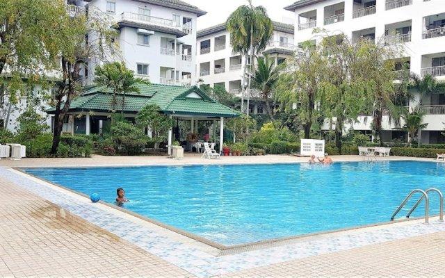 Апартаменты Pool View Apartment Паттайя