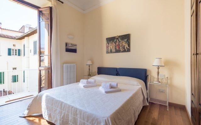 Отель Charming 2bed Apt Overlooking Duomo Италия, Флоренция - отзывы, цены и фото номеров - забронировать отель Charming 2bed Apt Overlooking Duomo онлайн комната для гостей