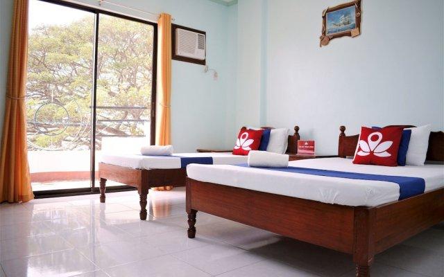 Отель Zen Rooms Baywalk Palawan Филиппины, Пуэрто-Принцеса - отзывы, цены и фото номеров - забронировать отель Zen Rooms Baywalk Palawan онлайн комната для гостей