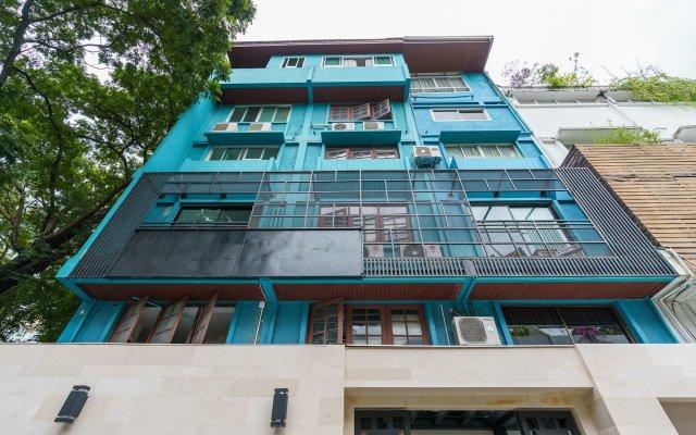Отель 39 Living Таиланд, Бангкок - отзывы, цены и фото номеров - забронировать отель 39 Living онлайн вид на фасад