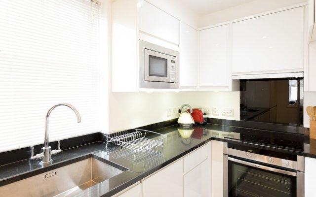 Апартаменты Knightsbridge- 28 Hans Rd Apartments Лондон