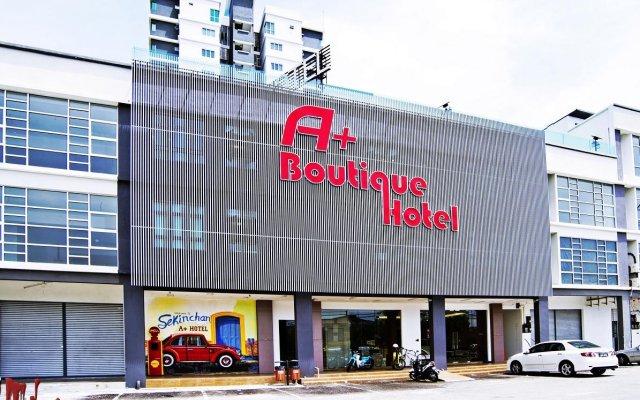 A Plus Boutique Hotel