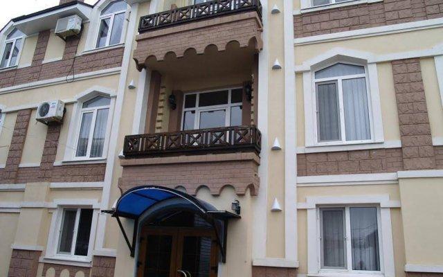 Катран Отель Одесса вид на фасад