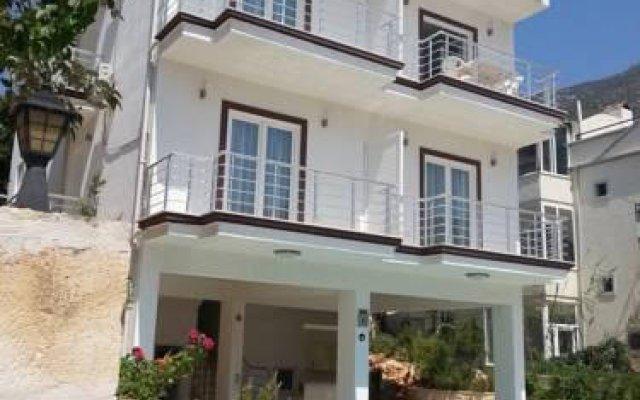 Отель Oase Apart Калкан вид на фасад