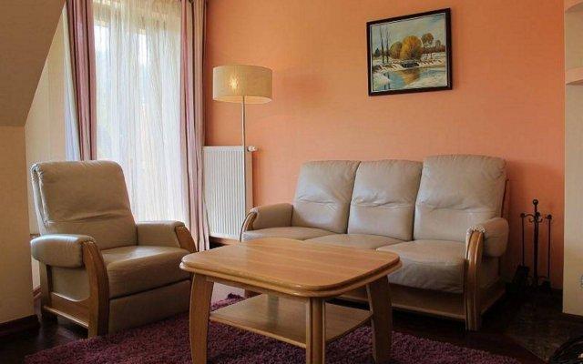Отель Apartamenty Kaszelewski комната для гостей