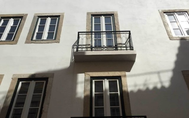 Отель Tejo River by Apartments Alfama Португалия, Лиссабон - отзывы, цены и фото номеров - забронировать отель Tejo River by Apartments Alfama онлайн вид на фасад