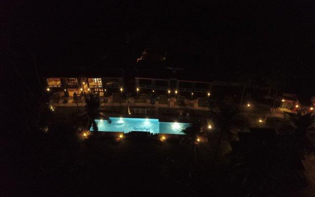 Отель Lanta Infinity Resort Ланта вид на фасад