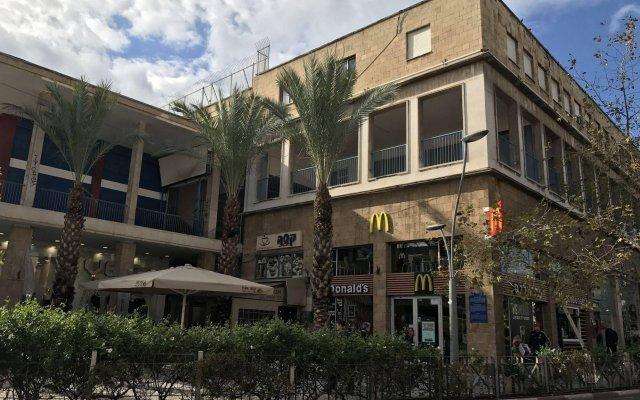 Eden Hotel Израиль, Хайфа - отзывы, цены и фото номеров - забронировать отель Eden Hotel онлайн вид на фасад