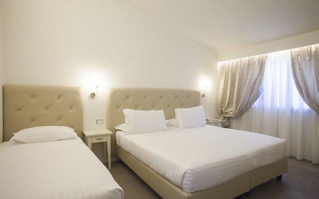 Hotel Accademia комната для гостей