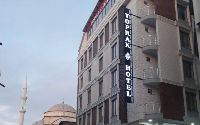 Toprak Hotel Турция, Ван - отзывы, цены и фото номеров - забронировать отель Toprak Hotel онлайн вид на фасад